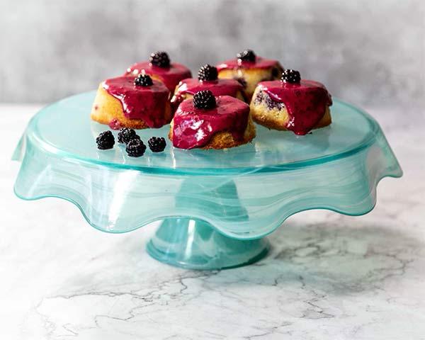 Blackburry Mini Cake